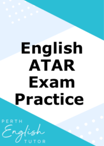English ATAR Exam Practice